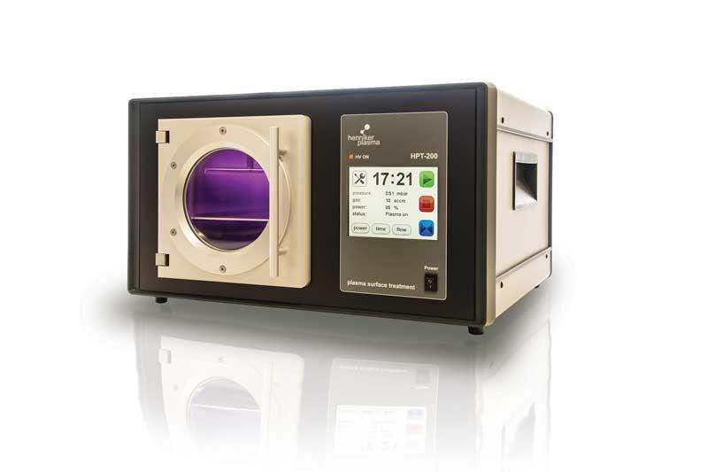Low Pressure Plasma Treatment
